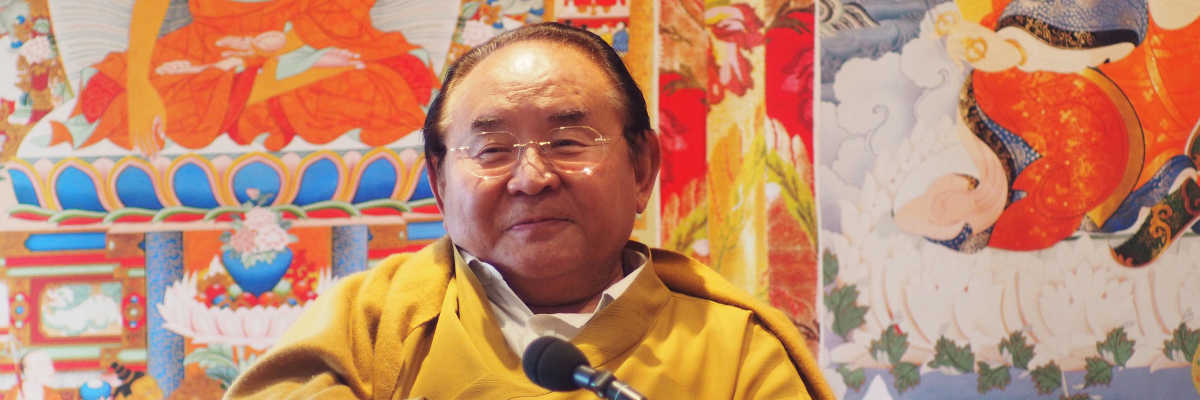 Sogyal Rinpoche picture
