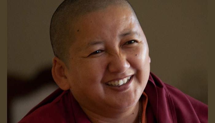 Jetsun Khandro Rinpoche picture
